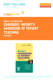 Mosby's Handbook of Patient Teaching - Elsevier eBook on VitalSource (Retail Access Card), 3rd Edition
