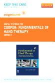 Fundamentals of Hand Therapy - Elsevier eBook on VitalSource (Retail Access Card)