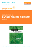 Clinical Chemistry - Elsevier eBook on VitalSource (Retail Access Card), 5th Edition