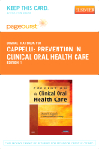 cover image - Prevention in Clinical Oral Health Care - Elsevier eBook on VitalSource (Retail Access Card)