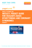 cover image - Pocket Guide for Huszar's Basic Dysrythmias and Coronary Syndromes - Elsevier eBook on VitalSource (Retail Access Card),4th Edition