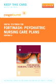 Psychiatric Nursing Care Plans - Elsevier eBook on VitalSource (Retail Access Card), 5th Edition