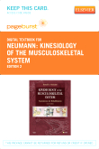 Kinesiology of the Musculoskeletal System - Elsevier eBook on VitalSource (Retail Access Card), 2nd Edition