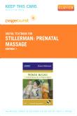 Prenatal Massage - Elsevier eBook on VitalSource (Retail Access Card)