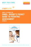 Mosby's Pocket Guide to Pediatric Assessment - Elsevier eBook on VitalSource (Retail Access Card), 5th Edition