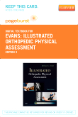 Illustrated Orthopedic Physical Assessment - Elsevier eBook on VitalSource (Retail Access Card), 3rd Edition