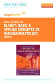 Basic & Applied Concepts of Immunohematology - Elsevier eBook on VitalSource (Retail Access Card), 2nd Edition