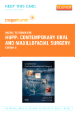 Contemporary Oral and Maxillofacial Surgery - Elsevier eBook on VitalSource (Retail Access Card), 5th Edition