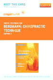 cover image - Chiropractic Technique - Elsevier eBook on VitalSource (Retail Access Card),3rd Edition