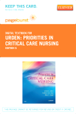 Priorities in Critical Care Nursing - Elsevier eBook on VitalSource (Retail Access Card), 5th Edition