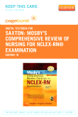 Mosby's Comprehensive Review of Nursing for NCLEX-RN® Examination - Elsevier eBook on VitalSource (Retail Access Card), 19th Edition