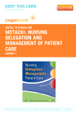 cover image - Nursing Delegation and Management of Patient Care - Elsevier eBook on VitalSource (Retail Access Card)