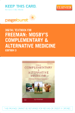 Mosby's Complementary & Alternative Medicine - Elsevier eBook on VitalSource (Retail Access Card), 3rd Edition