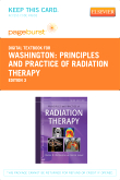 cover image - Principles and Practice of Radiation Therapy - Elsevier eBook on VitalSource (Retail Access Card),3rd Edition