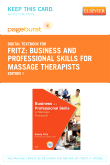 Business and Professional Skills for Massage TheTherapists - Elsevier eBook on VitalSource (Retail Access Card)