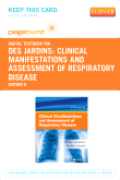 Clinical Manifestations and Assessment of Respiratory Disease - Elsevier eBook on VitalSource (Retail Access Card), 6th Edition