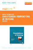 cover image - Foundations of Nursing - Elsevier eBook on VitalSource (Retail Access Card),6th Edition