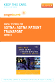 ASTNA Patient Transport - Elsevier eBook on VitalSource (Retail Access Card), 4th Edition