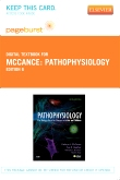 cover image - Pathophysiology - Elsevier eBook on VitalSource (Retail Access Card),6th Edition