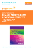 Mosby's Exam Review for Computed Tomography - Elsevier eBook on VitalSource (Retail Access Card), 2nd Edition