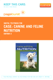 Canine and Feline Nutrition - Elsevier eBook on VitalSource (Retail Access Card), 3rd Edition