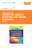 Mosby's Essentials for Nursing Assistants - Elsevier eBook on VitalSource (Retail Access Card), 4th Edition