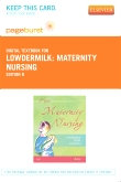 Maternity Nursing - Elsevier eBook on VitalSource (Retail Access Card), 8th Edition