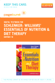 cover image - Williams' Essentials of Nutrition & Diet Therapy - Elsevier eBook on VitalSource (Retail Access Card),10th Edition
