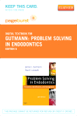 Problem Solving in Endodontics - Elsevier eBook on VitalSource (Retail Access Card), 5th Edition
