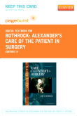 Alexander's Care of the Patient in Surgery - Elsevier eBook on VitalSource (Retail Access Card), 14th Edition