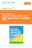 cover image - ECGs Made Easy - Book and Pocket Reference - Elsevier eBook on VitalSource (Retail Access Card),4th Edition