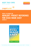 Pocket Reference for ECGs Made Easy - Elsevier eBook on VitalSource (Retail Access Card), 4th Edition