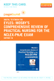 cover image - PART - Mosby's Comprehensive Review of Practical Nursing for the NCLEX-PN® Exam - Pageburst E-Book on VitalSource (Retail Access Card),16th Edition