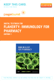 cover image - Immunology for Pharmacy - Elsevier eBook on VitalSource (Retail Access Card)