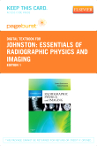 cover image - Essentials of Radiographic Physics and Imaging - Elsevier eBook on VitalSource (Retail Access Card)