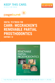 cover image - McCracken's Removable Partial Prosthodontics - Elsevier eBook on VitalSource (Retail Access Card),12th Edition