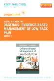 Evidence-Based Management of Low Back Pain - Elsevier eBook on VitalSource (Retail Access Card)