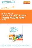 cover image - Ebersole & Hess' Toward Healthy Aging - Elsevier eBook on VitalSource (Retail Access Card),8th Edition