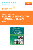 Introduction to Physical Therapy - Elsevier eBook on VitalSource (Retail Access Card), 4th Edition
