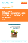 cover image - Nutritional Foundations and Clinical Applications - Pageburst E-Book on VitalSource (Retail Access Card),5th Edition