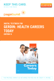 Health Careers Today - Elsevier eBook on VitalSource (Retail Access Card), 5th Edition