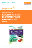 Rau's Respiratory Care Pharmacology - Elsevier eBook on VitalSource (Retail Access Card), 8th Edition