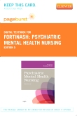 Psychiatric Mental Health Nursing - Elsevier eBook on VitalSource (Retail Access Card), 5th Edition