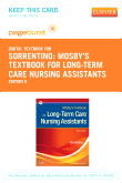 Mosby's Textbook for Long-Term Care Nursing Assistants - Elsevier eBook on VitalSource (Retail Access Card), 6th Edition