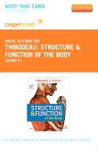 cover image - Structure & Function of the Body - Elsevier eBook on VitalSource (Retail Access Card),14th Edition