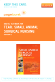 Small Animal Surgical Nursing - Elsevier eBook on VitalSource (Retail Access Card), 2nd Edition