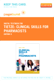 Clinical Skills for Pharmacists - Elsevier eBook on VitalSource (Retail Access Card), 3rd Edition