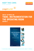 Instrumentation for the Operating Room - Elsevier eBook on VitalSource (Retail Access Card), 8th Edition