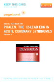 cover image - The 12-Lead ECG in Acute Coronary Syndromes - Elsevier eBook on VitalSource (Retail Access Card),3rd Edition