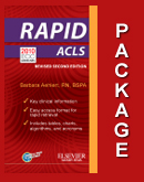 RAPID ACLS (Revised Reprint) - Elsevier eBook on VitalSource (Retail Access Card), 2nd Edition